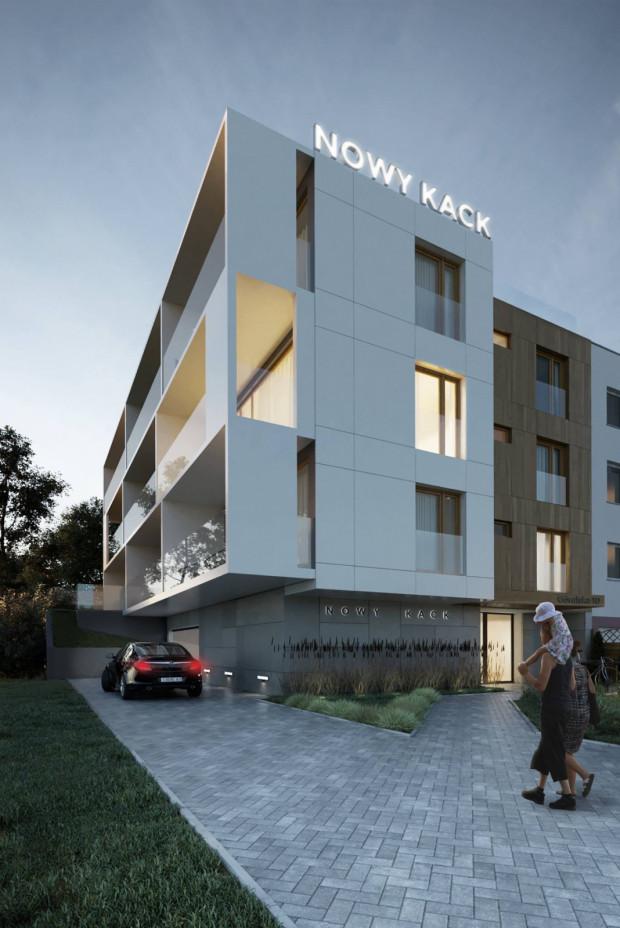 Niebawem mieszkańcy zaczną odbierać klucze do mieszkań budowanych w pierwszym etapie inwestycji Nowy Kack.