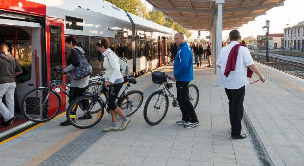 Przewóz roweru na linii PKM będzie wymagał rezerwacji w cenie 3 zł.