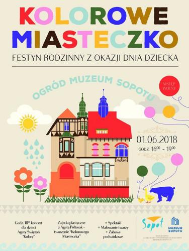 Festyn rodzinny w Muzeum Miasta Sopotu.