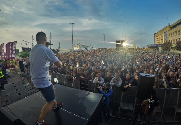 Delfinalia to święto hip-hopu. Koncerty na Skwerze Kościuszki potrwają w piątek i sobotę.