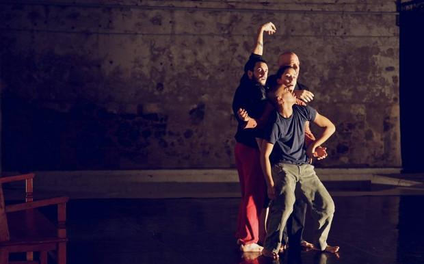 """Ciekawie zapowiada się """"Kokoro"""" hiszpańskiej Lali Ayugadé Company, tańczone w Klubie Żak 16 czerwca."""