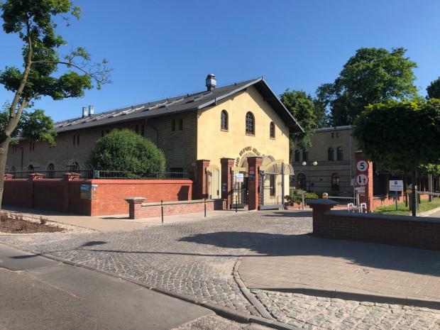 Siedziba SNG w Gdańsku przy ul. Wałowej.