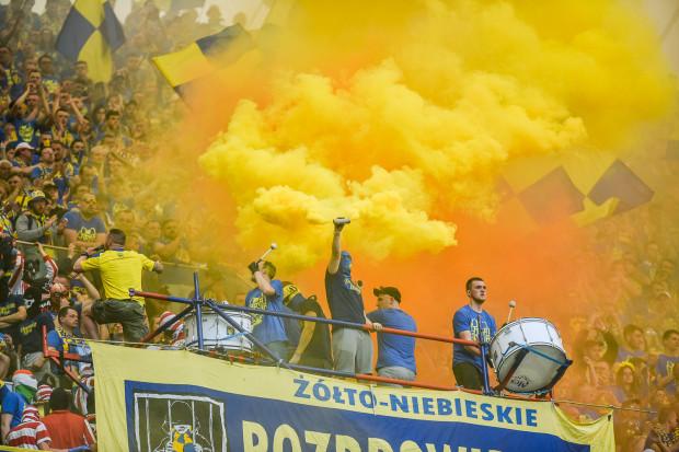 Arka Gdynia może łącznie zapłacić 380 tys. zł za zachowanie swoich kibiców podczas finału Pucharu Polski 2018.