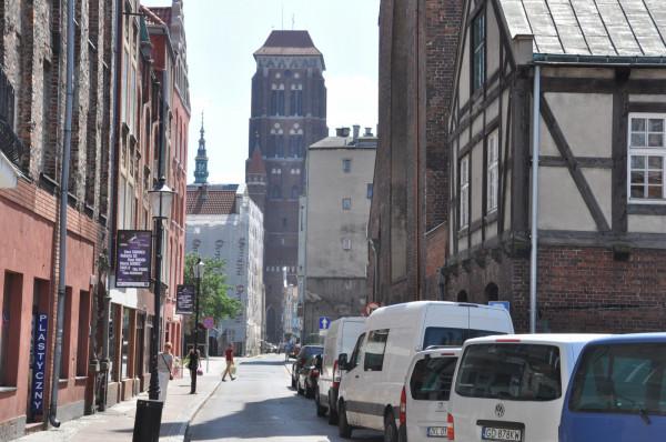 W czasie Jarmarku św. Dominika na ul. Lawendowej ruch zostanie odwrócony w kierunku Podwala Staromiejskiego.