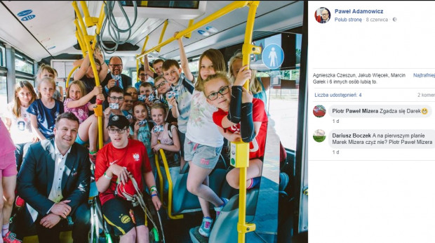 Prezydent Adamowicz promuje bezpłatne przejazdy komunikacją dla dzieci i młodzieży. Tylko czy będą one miały czym podróżować po wakacjach, skoro już teraz brakuje kierowców?