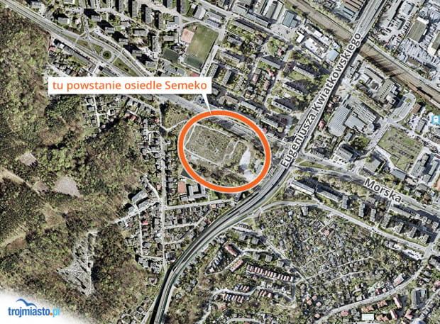 W miejscu, gdzie planowane było centrum handlowe, powstanie jednak osiedle.