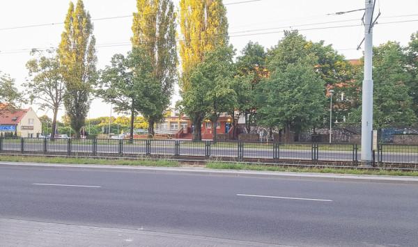 Przejście powstanie na wysokości ul. Rzepichy i szkoły podstawowej nr 60.