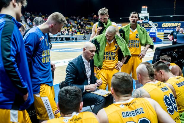 Trener Przemysław Frasunkiewicz, podobnie jak większość jego koszykarzy, będzie miał okazję zadebiutować w Eurocup.