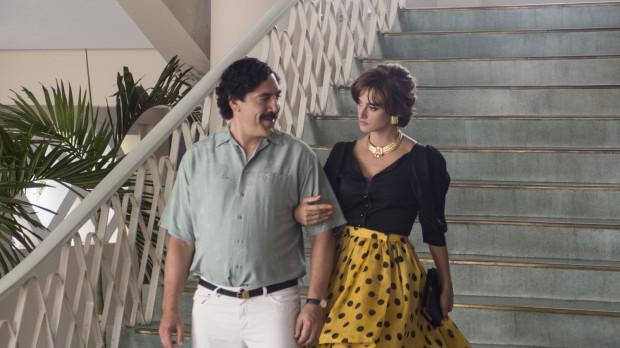 """""""Kochając Pabla, nienawidząc Escobara"""" to filmowa opowieść o romansie popularnej kolumbijskiej prezenterki telewizyjnej, Virginii Vallejo (Penelope Cruz) z baronem narkotykowym z Medellin, jednym z największych przestępców w historii świata, Pablem Escobarem (Javier Bardem)."""