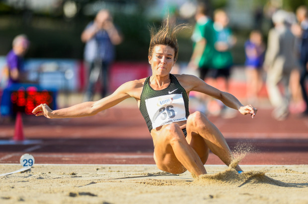Anna Jagaciak-Michalska w Gdańsku zapewniła sobie prawo startu w trójskoku w w mistrzostwach Europy, które w sierpniu odbędą się w Berlinie.