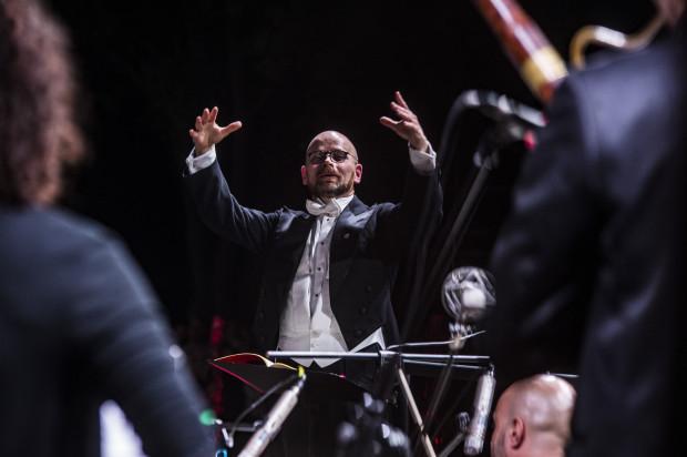 Orkiestrę i chóry poprowadził Mariusz Mróz - dyrygent Akademickiego Chóru Politechniki Gdańskiej.
