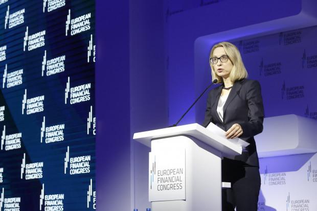 Teresa Czerwińska Europejski Kongres Finansowy