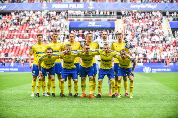 Arka Gdynia to zwycięzca rankingu trójmiejskich drużyn za sezon 2017/18. Żółto-niebiescy zajęli 12. miejsce w ekstraklasie.