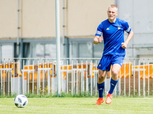 Oskar Repka liczy, że dobra gra w Arce Gdynia będzie dla niego przepustką do reprezentacji Polski na mistrzostwa świata do lat 20.