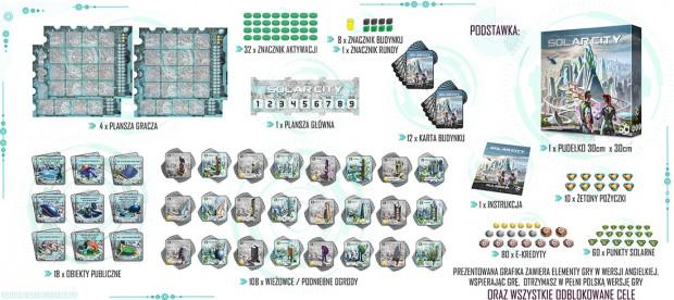 Grafika prezentująca elementy gry.