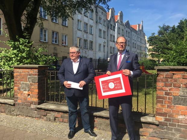 Prezydent Gdańska zapowiedział budowę nowych żłobków i wsparcie w opiece dla rodziców najmłodszych mieszkańców miasta.
