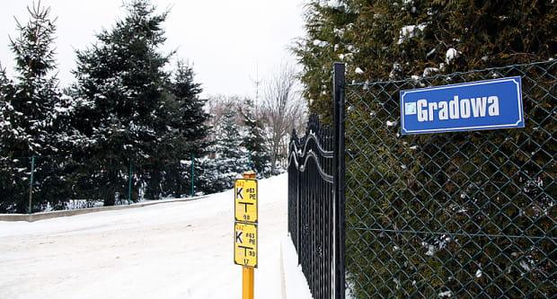 Na gdyńskim Wiczlinie nie będzie kanalizacji tylko na trzech ulicach: Tęczowej, Śnieżnej i Gradowej.