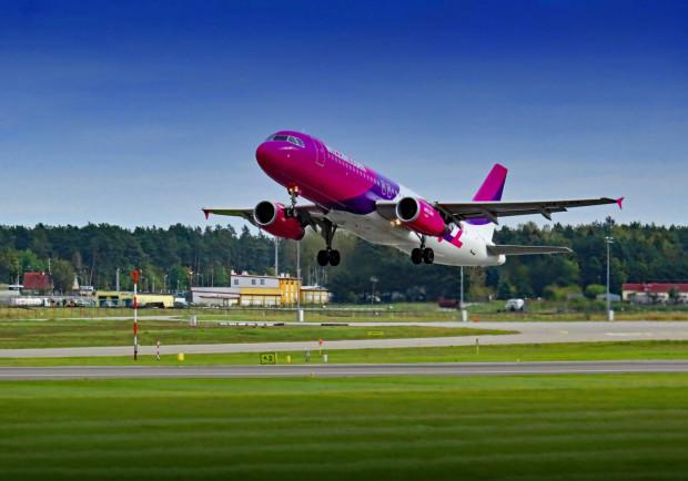 Połowa pasażerów gdańskiego lotniska korzysta z połączeń oferowanych przez Wizz Aira.