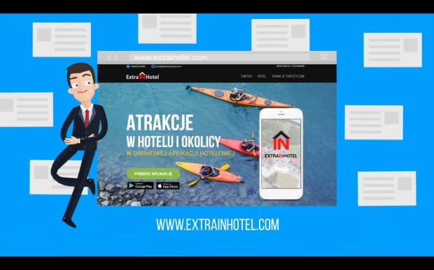 Aplikacja ExtraInHotel jest dostępna w trzech językach: polskim, angielskim i niemieckim.