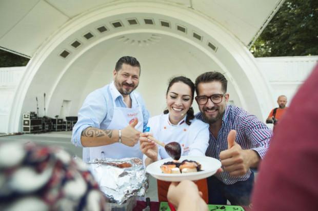 Jedną z atrakcji będą pokazy gotowania na żywo, w których weźmie udział m.in. Diana Volokhova oraz Jacek Fedde.