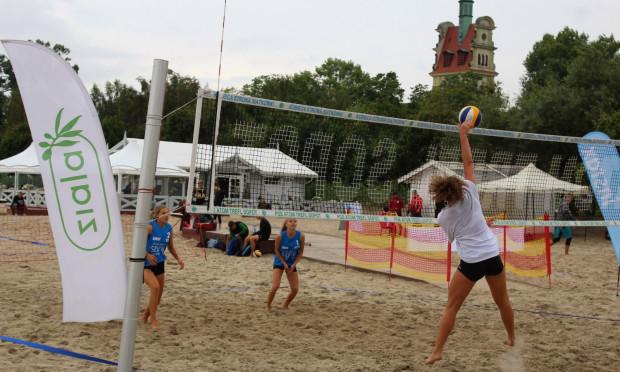 To już ostatnia szansa, aby zagrać w tym roku w turnieju siatkówki na sopockiej plaży.