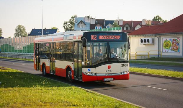 Z rozkładu jazdy linii 162 zniknie sześć kursów w dni powszednie.