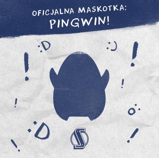 Pingwin będzie oficjalną maskotką gdańskich hokeistów. Do środy można przysyłać propozycje, jak dokładnie ma wyglądać. Później kibice wybiorą także dla niego imię.