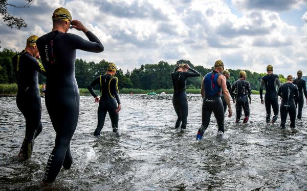 Za nami rywalizacja triathlonistów w Chmielnie