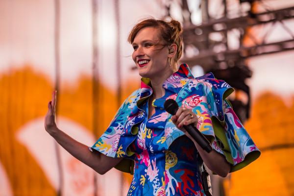 Bovska to jedna z gwiazd koncertów na Targu Węglowym w ramach Jarmarku św. Dominika. Artystka zagra 4 sierpnia.