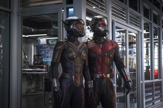 """Ant-Man (Paul Rudd) i Hope Van Dyne - """"Osa"""" (Evangeline Lilly) po dwóch latach ponownie się spotykają. Oboje wraz z doktorem Hankiem Pymem spróbują sprowadzić z odległego wymiaru zaginioną Janet Van Dyne (Michelle Pfeiffer). Chętnych do pokrzyżowania planów nie zabraknie."""
