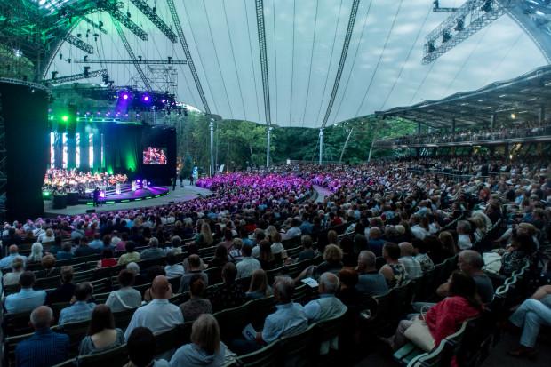 Podczas sobotniej inauguracji 8. NDI Sopot Classic widownia była wypełniona niemal do ostatniego miejsca.