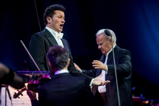 Piotr Beczała zaśpiewał najpiękniejsze arie z romantycznych oper.
