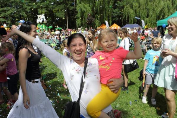 Orunia w tym roku ma trzy okrągłe i ważne rocznice, w tym 100-lecie utworzenia Parku Oruńskiego, w którym w czerwcu odbył się duży festyn.