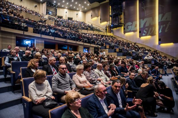 Klimatyzowane widownie i komfort oglądania spektakli nawet podczas upałów zapewnia Teatr Muzyczny w Gdyni.