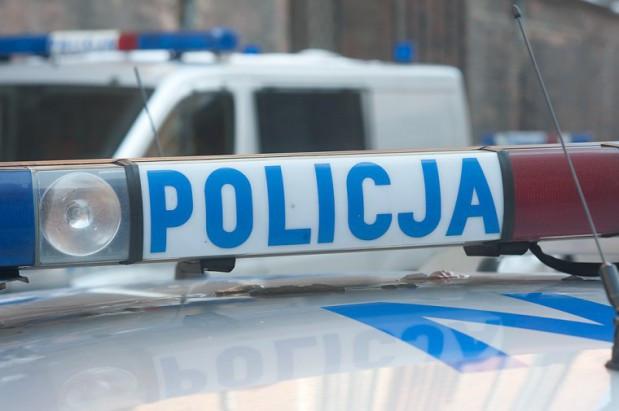 Policjanci zatrzymali podejrzanego i przekazali sprawę do prokuratury.