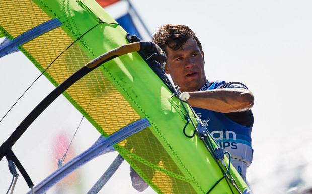 Przed wyścigiem medalowym Paweł Tarnowski miał szansę na wicemistrzostwo świata.