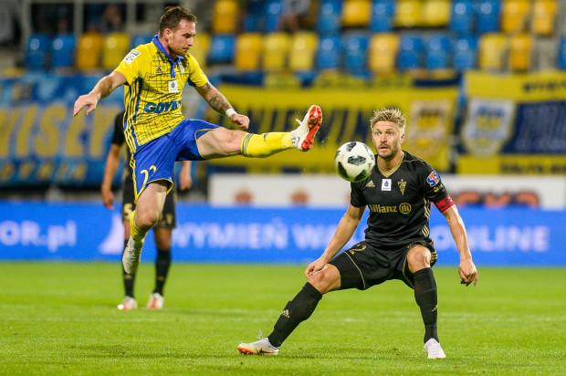 Michał Janota chce iść za ciosem i w kolejnych meczach zdobywać następnie bramki.