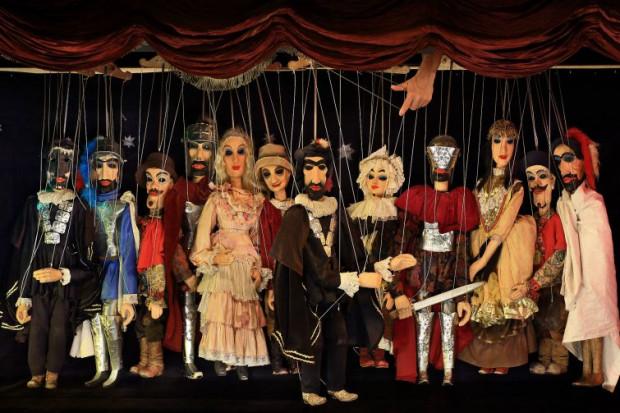 """Narodowy Teatr Lalek z Pragi zaprezentuje podczas festiwalu Mozartiana spektakl zatytułowany """"Don Giovanni""""."""