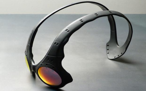 Najdziwniejszy pomysł jednej z wiodących marek w produkcji okularów rowerowych - Oakley Over The Top