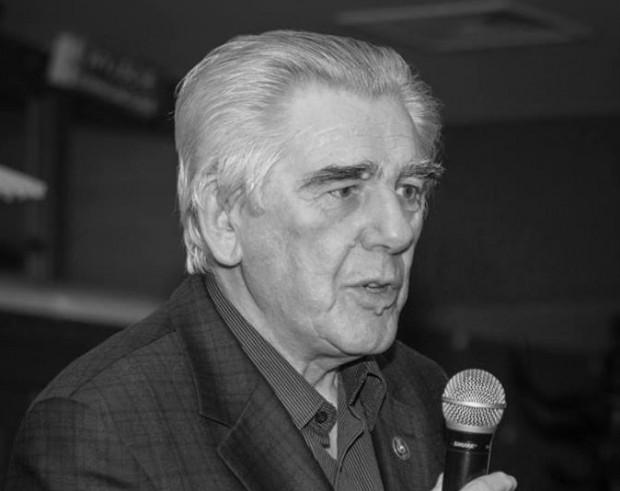 Jerzy Piotrowicz był wielkim miłośnikiem motoryzacji.