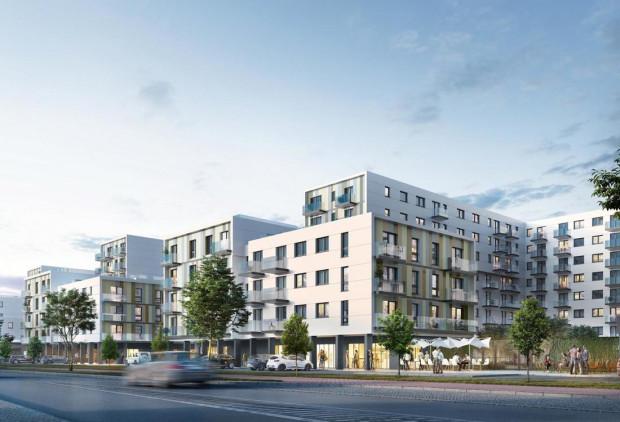 W kolejnych etapach planowane są następne budynki osiedla Chylońska STO10.