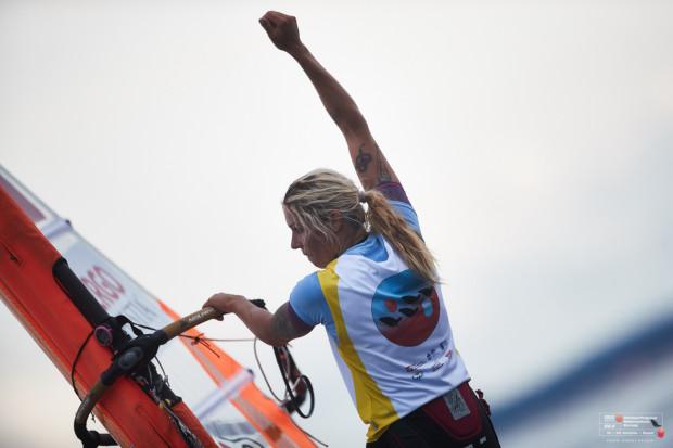 Zofia Noceti-Klepacka cieszy się z siódmego medali mistrzostw Europy w klasie RS:x, a z trzeciego złotego. Ponadto raz była wicemistrzynią, a trzy razy stanęła na najniższym stopniu podium.