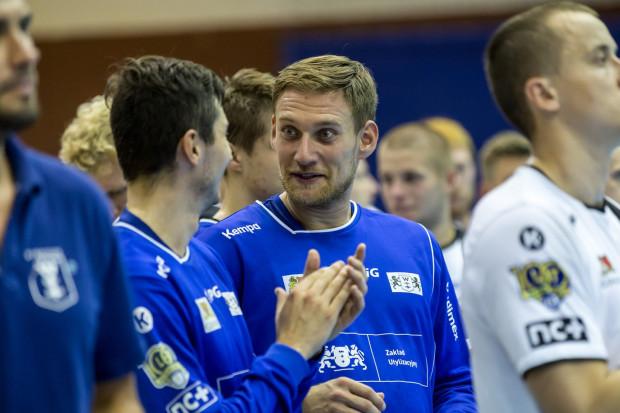 Artur Chmieliński i jego koledzy z drużyny zagrają już w sobotę pod nazwą Energa Wybrzeże Gdańsk.