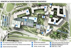 Tak wstępnie ma wyglądać w  2017 roku nowe Śródmieście Gdańska.