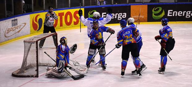 Stoczniowiec po raz drugi pokonał Podhale Nowy Targ.