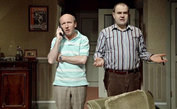 """Dwóch przyjaciół po rozpadzie swoich związków postanawia zamieszkać razem. Jednak wspólne mieszkanie """"Dziwnej pary"""" okazuje się bardzo odległe od wyobrażeń. Przedstawienie zobaczyć można 21 września na Scenie Teatralnej NOT."""