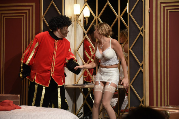 """""""Dajcie mi tenora!"""" Teatru Muzycznego Capitol, jak nazwa wskazuje, to komediowy kłopot z gwiazdą operową. Jak z niej wybrnąć przekonają się widzowie 12 października na Scenie Teatralnej NOT."""