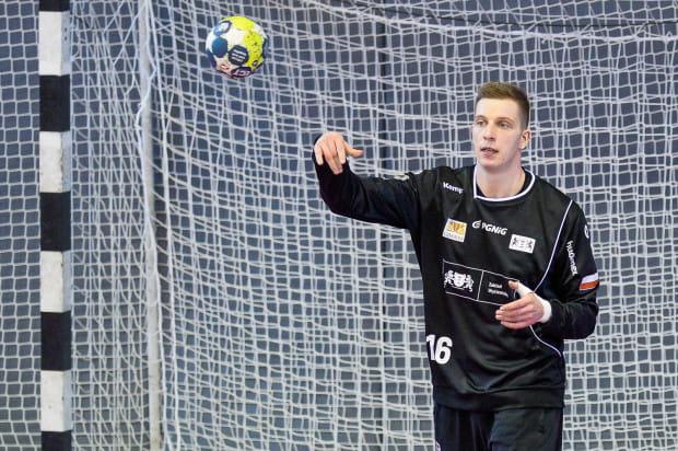 Maciej Pieńczewski (tu jeszcze w barwach Wybrzeża) nie uchronił swojej nowej drużyny przed porażką w Zabrzu