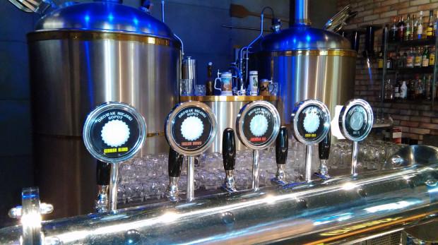 Z okazji imprezy Oktoberfest w Browarze Miejskim Sopot będzie można napić się piwa Koźlak.