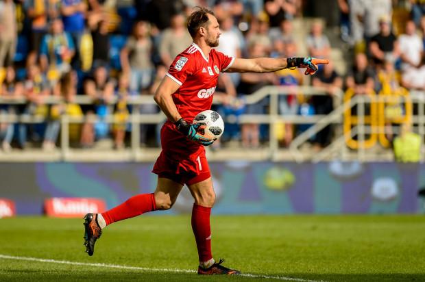 Ośmiu piłkarzy Arki Gdynia i Lechii Gdańsk otrzymało powołania do drużyny narodowych we wrześniu. Jednak z tego grona tylko Pavels Steinbors (na zdjęciu) ma szansę na grę w pierwszej reprezentacji.